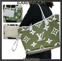 Louis Vuitton NEVERFULL Tassel Mothers Bags