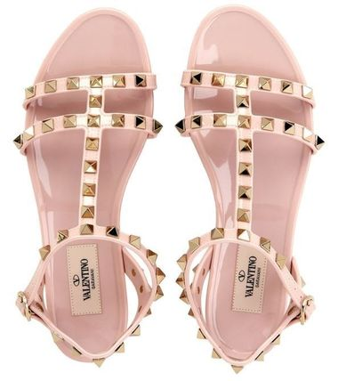 VALENTINO More Sandals Casual Style Street Style Sandals 9