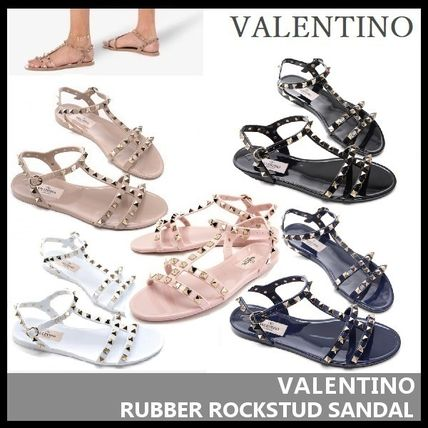 VALENTINO More Sandals Casual Style Street Style Sandals