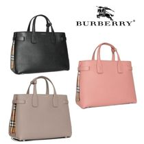 Burberry Plain Totes