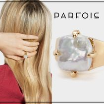 PARFOIS Costume Jewelry Casual Style Rings
