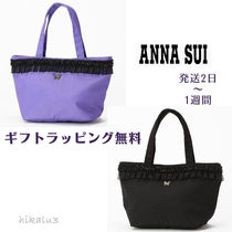 ANNA SUI Casual Style Totes