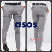 ASOS Plain Skinny Fit Pants
