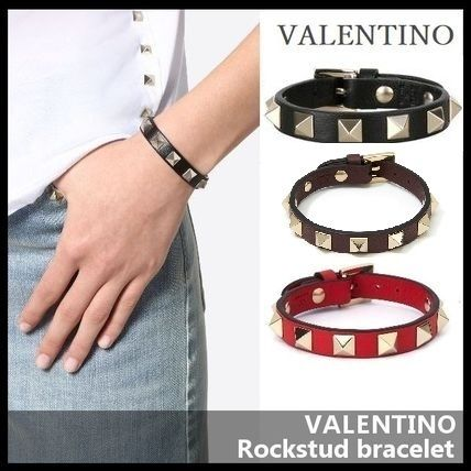 Casual Style Street Style Leather Bracelets
