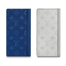 Louis Vuitton 2019-20AW PORTEFEUILLE BRAZZA 2colors one size Long Wallets