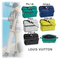 Louis Vuitton 2019-20AW OUTDOOR MESSENGER PM 5colors one size Bags