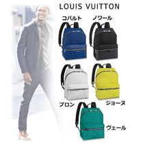 Louis Vuitton 2019-20AW DISCOVERY BACKPACK 5colors one size Backpacks