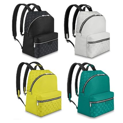 Louis Vuitton Backpacks 2019-20AW DISCOVERY BACKPACK 5colors one size Backpacks  4