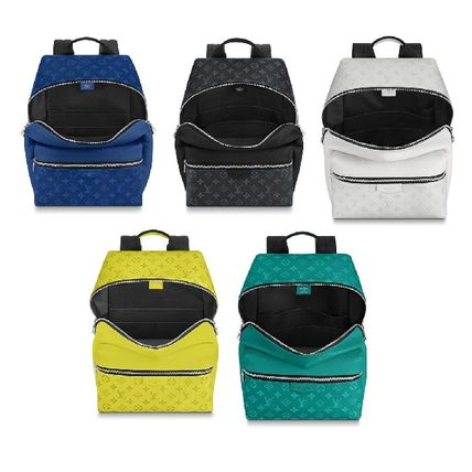 Louis Vuitton Backpacks 2019-20AW DISCOVERY BACKPACK 5colors one size Backpacks  5