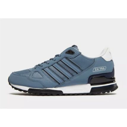 3b1ec69f2c0 ... adidas Sneakers Blended Fabrics Street Style Plain Leather Sneakers 2  ...