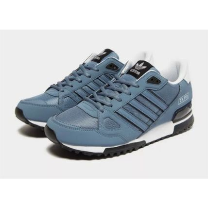 89003b78f23 ... adidas Sneakers Blended Fabrics Street Style Plain Leather Sneakers 3  ...