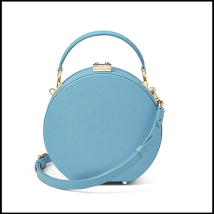2WAY Leather Elegant Style Crossbody Handbags