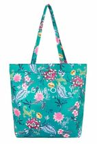 Seafolly Flower Patterns Casual Style Street Style A4 Oversized Logo