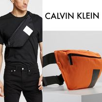Calvin Klein Nylon Street Style Hip Packs