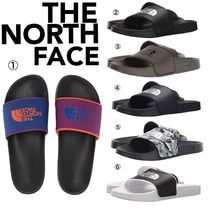 THE NORTH FACE Camouflage Unisex Street Style Sport Sandals Sports Sandals