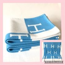 HERMES Unisex Collaboration Throws