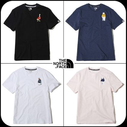 THE NORTH FACE More T-Shirts Unisex Cotton T-Shirts