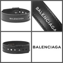 BALENCIAGA Leather Bracelets
