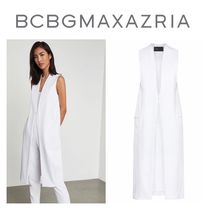 BCBG MAXAZRIA Long Vests