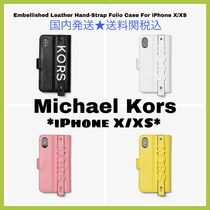 Michael Kors Leather Smart Phone Cases