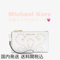 Michael Kors ADELE bag Paisley Leather Smart Phone Cases
