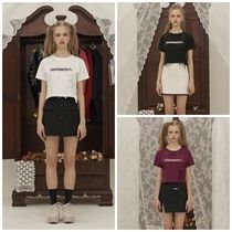 ODD ONE OUT Short Street Style Short Sleeves T-Shirts