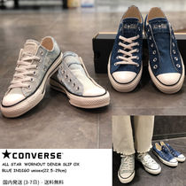 CONVERSE ALL STAR Unisex Street Style Plain Loafers & Slip-ons