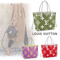 Louis Vuitton 2019-20AW NEVERFULL MM 3colors onesize  Bags