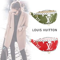Louis Vuitton 2019-20AW BUM BAG 2colors onesize Bags