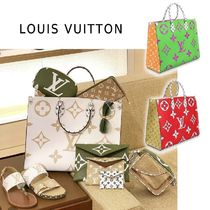Louis Vuitton 2019-20AW ON THE GO 3colors onesize  Bags