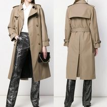 CELINE Long Trench Coats