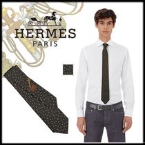 HERMES Star Silk Home Party Ideas Ties