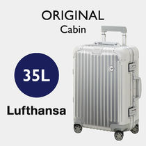 RIMOWA Lufthansa Original Unisex Collaboration 1-3 Days Hard Type TSA Lock Carry-on