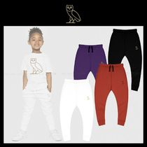OCTOBERS VERY OWN Unisex Street Style Kids Girl  Bottoms