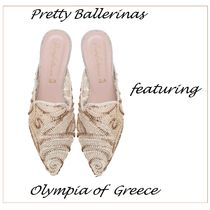 Pretty Ballerinas Rubber Sole Casual Style Slippers Sandals