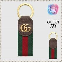 GUCCI Ophidia Keychains & Bag Charms