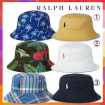 Ralph Lauren Organic Cotton Baby Girl Accessories