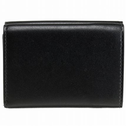 FENDI Folding Wallets Monogram Leather Folding Wallets 15