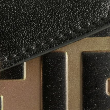 FENDI Folding Wallets Monogram Leather Folding Wallets 16