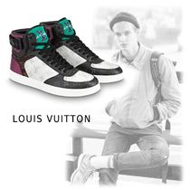 Louis Vuitton 2019-20AW RIVOLI LINE SNEAKER 2colors 5.0-12.0 Shoes