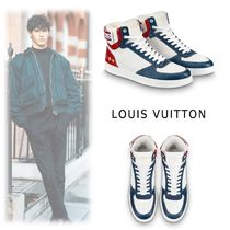 Louis Vuitton 2019-20AW RIVOLI LINE SNEAKER white RB 5.0-12.0 Shoes