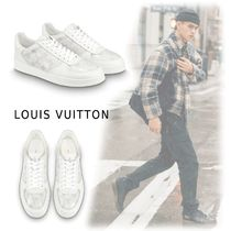 Louis Vuitton 2019-20AW RIVOLI LINE SNEAKER white 5.0-12.0 Shoes