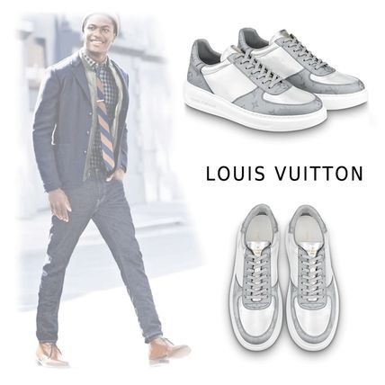 Louis Vuitton Sneakers 2019-20AW BEVERLY HILLS LINE SNEAKER silver 5.0-12.0 Shoes