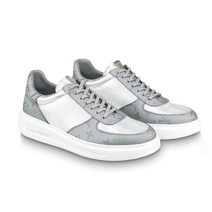 Louis Vuitton Sneakers 2019-20AW BEVERLY HILLS LINE SNEAKER silver 5.0-12.0 Shoes 4