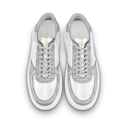 Louis Vuitton Sneakers 2019-20AW BEVERLY HILLS LINE SNEAKER silver 5.0-12.0 Shoes 5