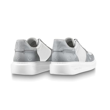 Louis Vuitton Sneakers 2019-20AW BEVERLY HILLS LINE SNEAKER silver 5.0-12.0 Shoes 6