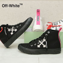 Off-White Street Style Plain Oversized Sneakers