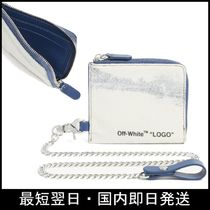Off-White Chain Coin Cases