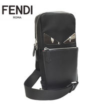 FENDI BAG BUGS Leather Bags