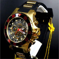 INVICTA Unisex Street Style Collaboration Analog Watches